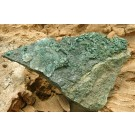 Atacamite crystals on matrix (€ 3.00)