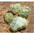 Fluorite, green (€ 1.00)