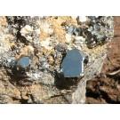 Hematite with Baryte(€ 1.00)