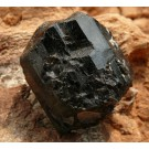 Black Tourmaline from Erongo, Namibia (€ 1.50)