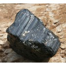 Tourmaline, black, from the Erongo Mountains, Namibia (€ 1.00)